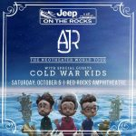 Jeep On The Rocks : AJR