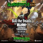 Kill The Snails, Snails,  Kill the Noise