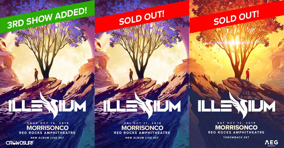 ILLENIUM – CANCELLED