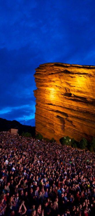 Red Rocks Calendar 2022.Homepage Red Rocks Amphitheatre