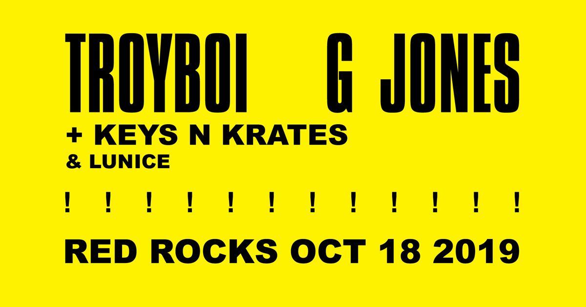 TroyBoi / G Jones