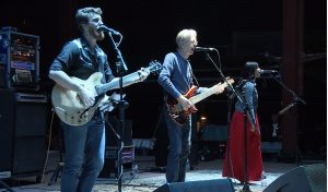 Phil Lesh performs