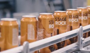 New Belgium / Stage Rock Beer