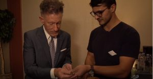 Vortic Watches / Lyle Lovett Hall of Fame 2018