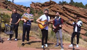 Trail Mix: AJR
