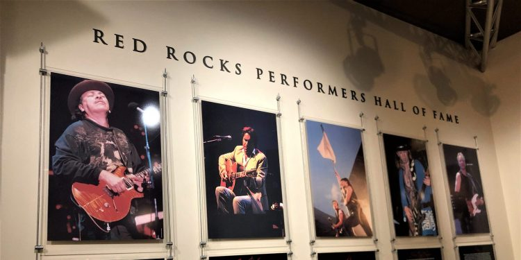 Red Rocks Hall of Fame