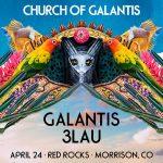 Galantis and 3LAU