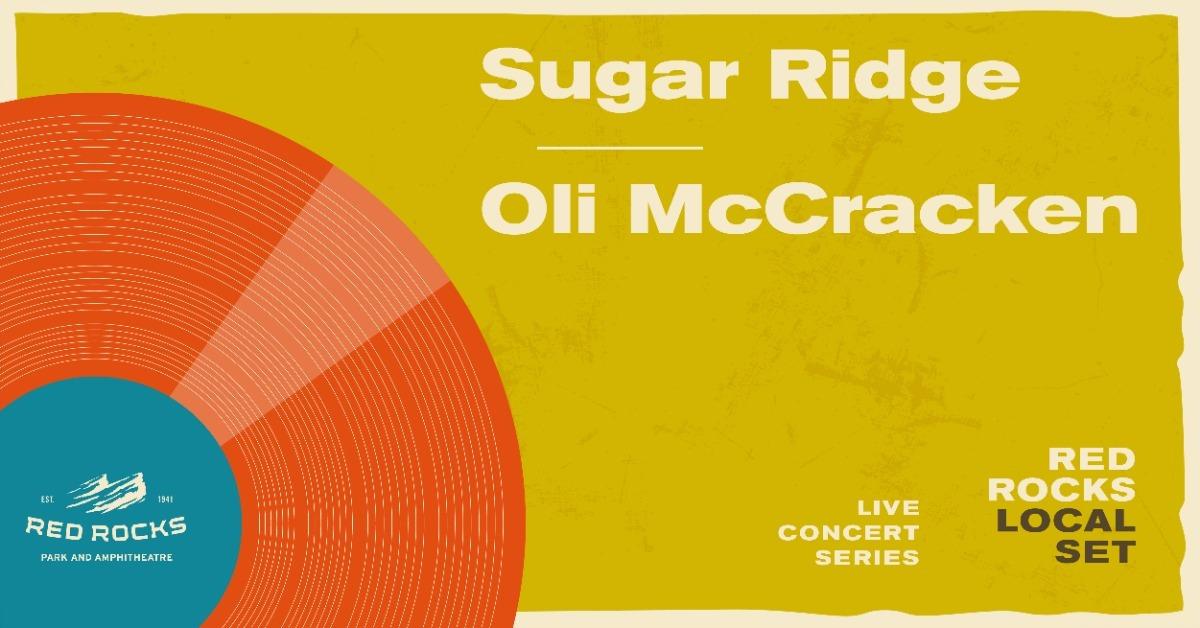 Local Set – Sugar Ridge & Oli McCracken