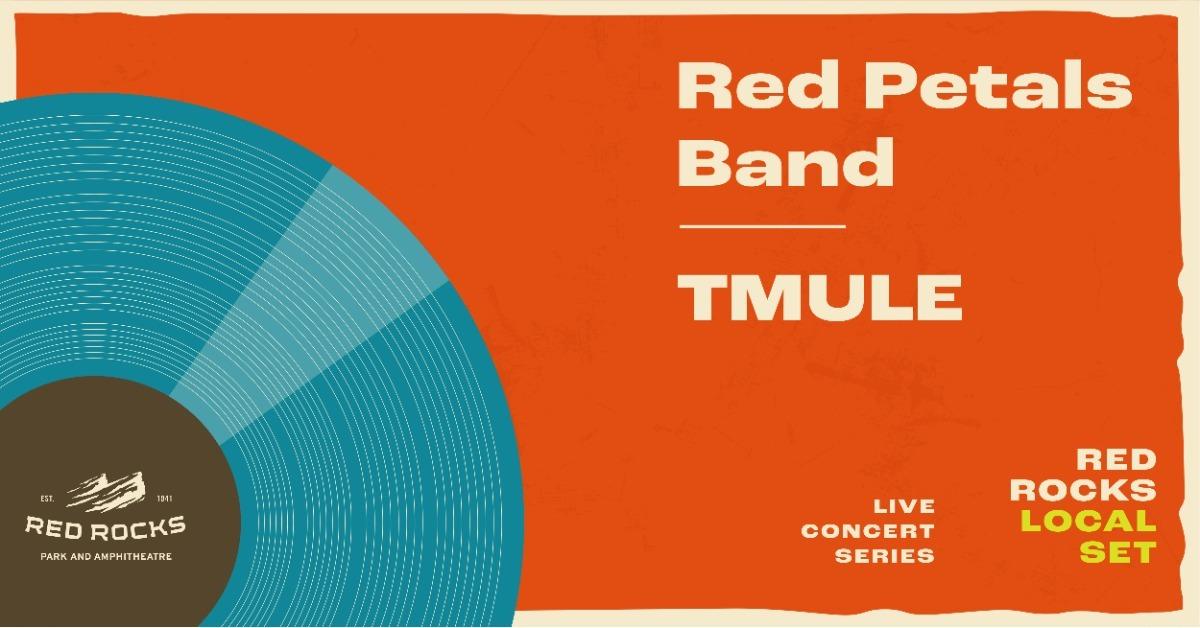 Local Set – Red Petals Band & TMULE
