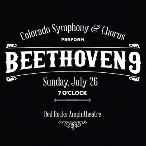 Colorado Symphony & Chorus Perform: Beethoven 9 – CANCELLED