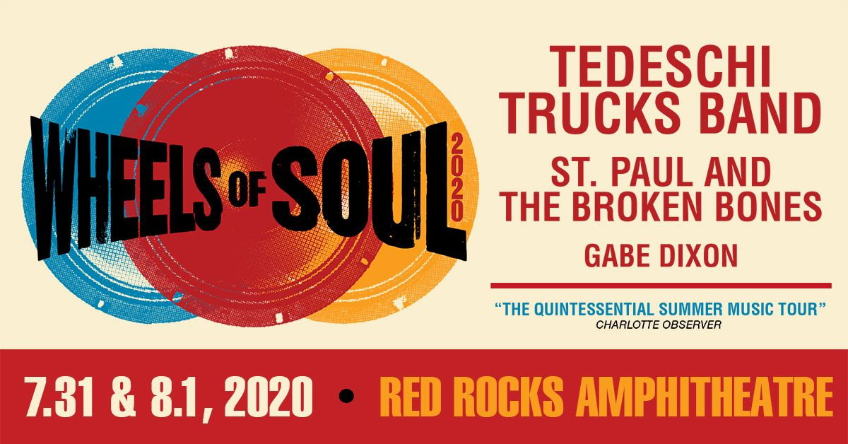 Tedeschi Trucks Band 7/31