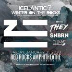 Icelantic's Winter on the Rocks ft. ZHU