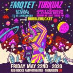The Motet with TBD special guests and Turkuaz with Jerry Harrison and Adrian Belew - Cancelled