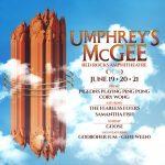 Umphrey's McGee 6/21 - Cancelled