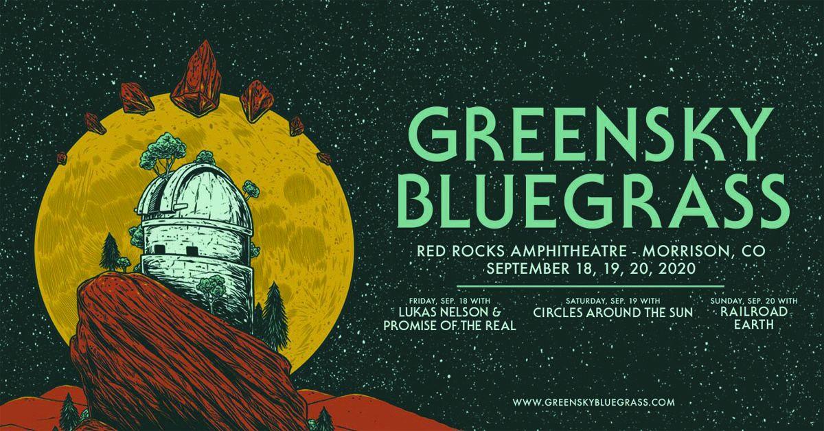 Greensky Bluegrass 9/19