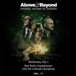 Above & Beyond Acoustic with the Colorado Symphony - Cancelled
