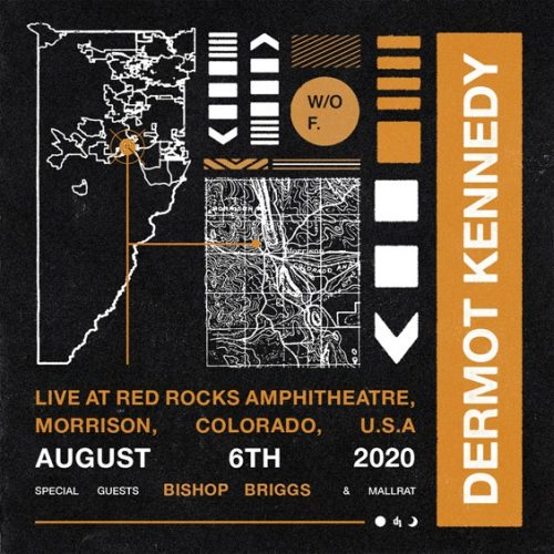 Dermot Kennedy: Without Fear Tour
