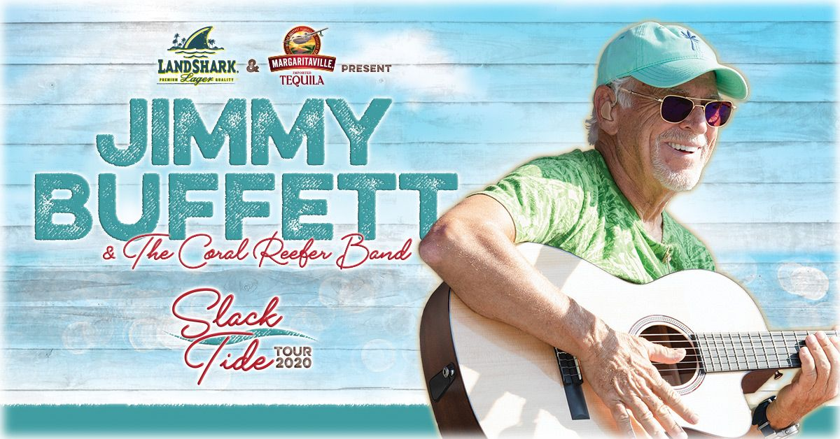 Jimmy Buffett and The Coral Reefer Band 9/7
