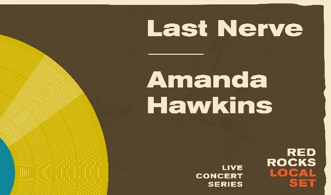 CANCELLED – Local Set – Last Nerve & Amanda Hawkins