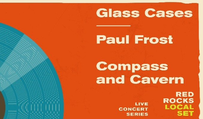 CANCELLED – Local Set – Glass Cases Album Release Party