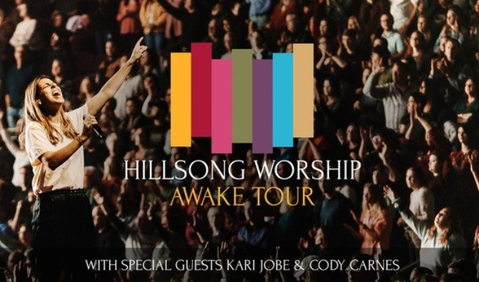 Hillsong – Rescheduled