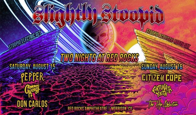 Slightly Stoopid 8/15