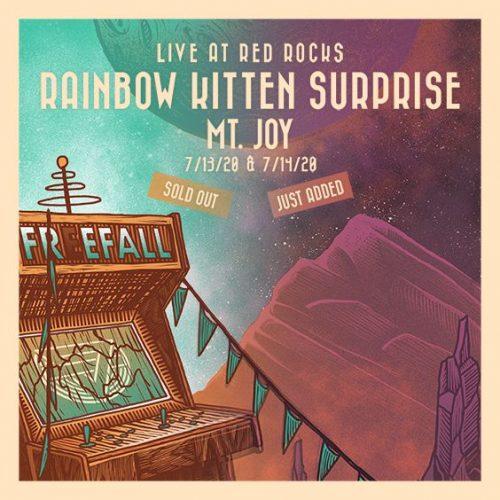 Rainbow Kitten Surprise 7/13 – CANCELLED