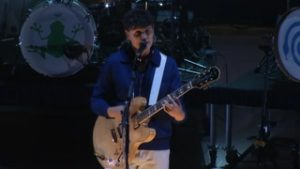 Vampire Weekend perform