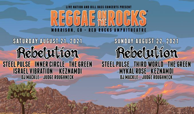 Reggae On The Rocks 8/22