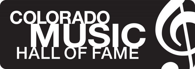 Colorado Music Hall of Fame Logo