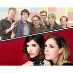 Wilco & Sleater‐Kinney
