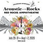 Colorado Symphony Acoustic on the Rocks