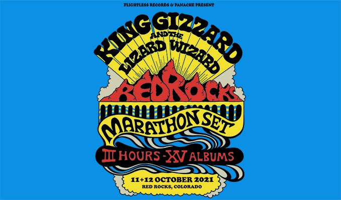 King Gizzard and the Lizard Wizard  10/12
