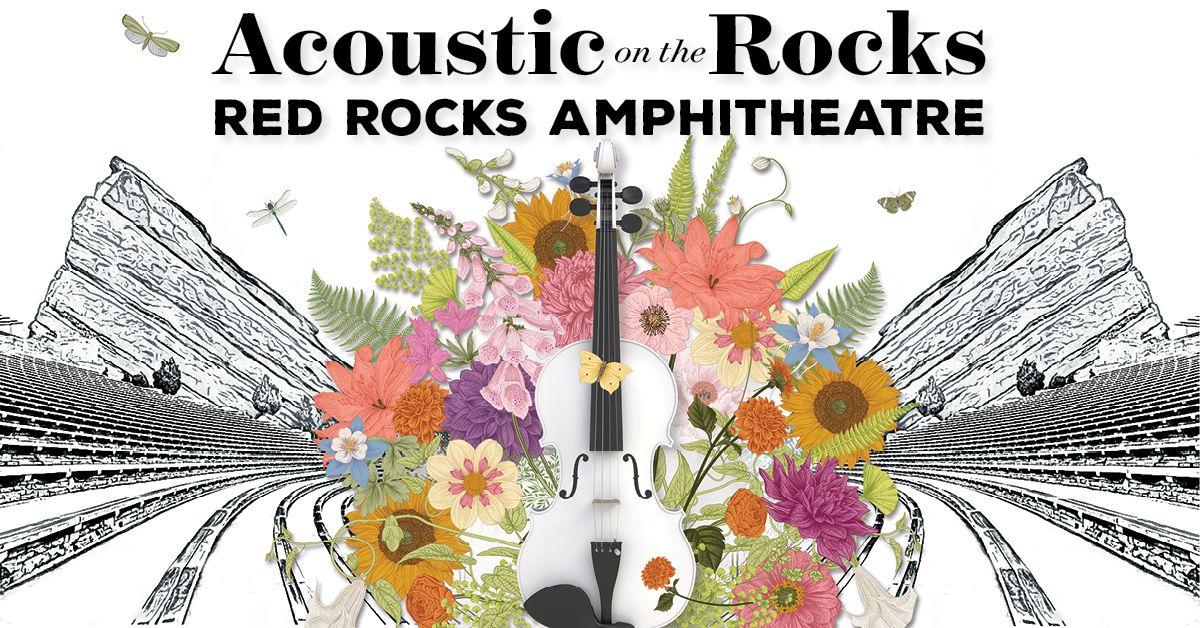 Colorado Symphony Acoustic on the Rocks – Encore