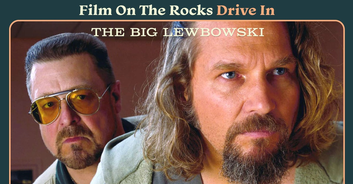 Film On The Rocks Drive-in: The Big Lebowski