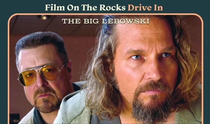 Film On The Rocks Drive-in: The Big Lebowski