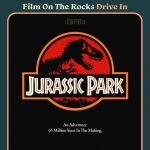 Film On The Rocks Drive-in: Jurassic Park