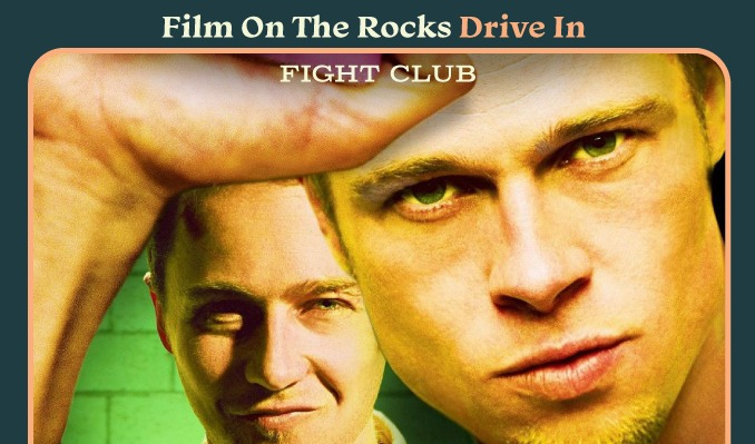 Film On The Rocks Drive-In: Fight Club