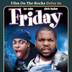 Film On The Rocks Drive-In: Friday