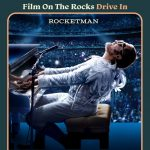 Film On The Rocks Drive-In: Rocketman