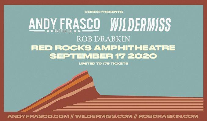 Andy Frasco & The U.N., Wildermiss, Rob Drabkin