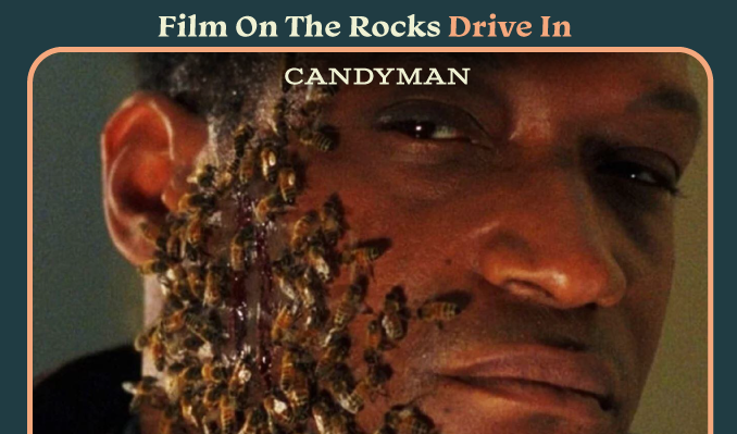 Film On The Rocks Drive-In: Candyman
