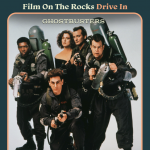 Film On The Rocks Drive-In: Ghostbusters