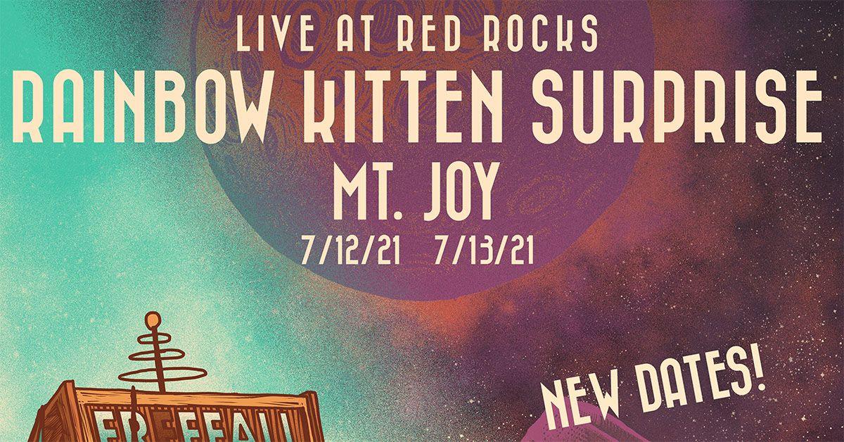 Rainbow Kitten Surprise 7/12 – CANCELLED