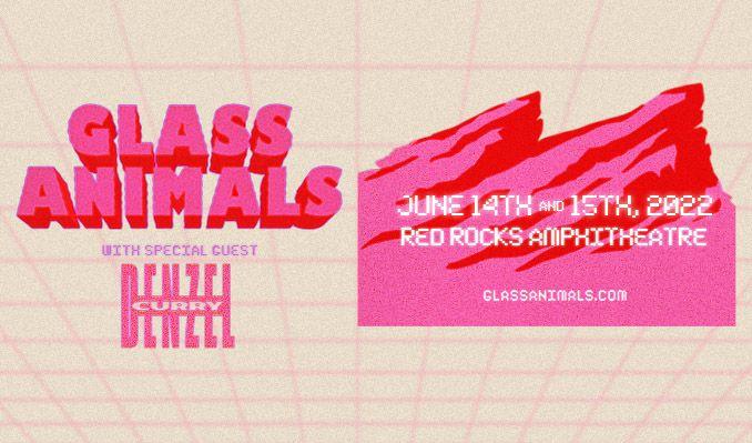 Glass Animals 6/15
