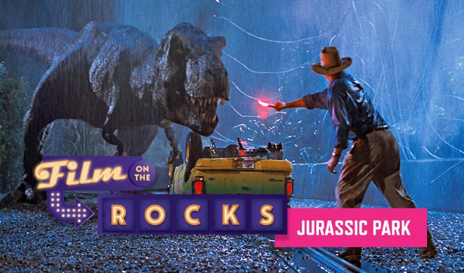 Film On The Rocks: Jurassic Park