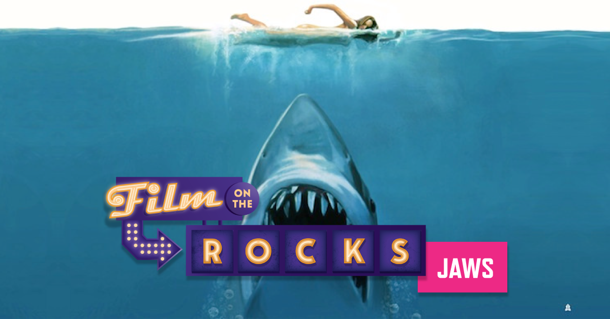 Film On The Rocks Drive-In: Jaws