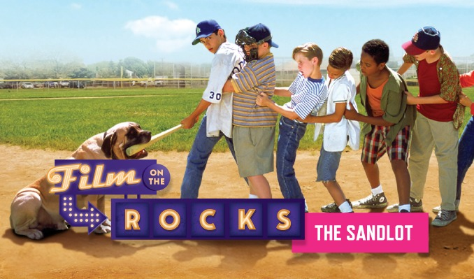 Film On The Rocks Drive-In: The Sandlot