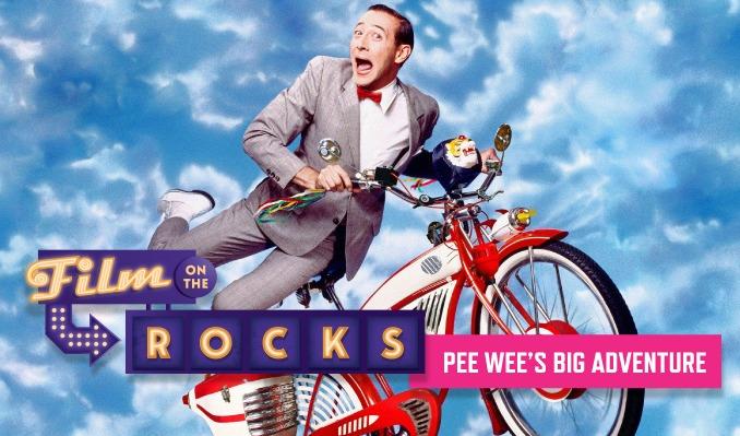 Film On The Rocks Drive-In: Pee-Wee's Big Adventure
