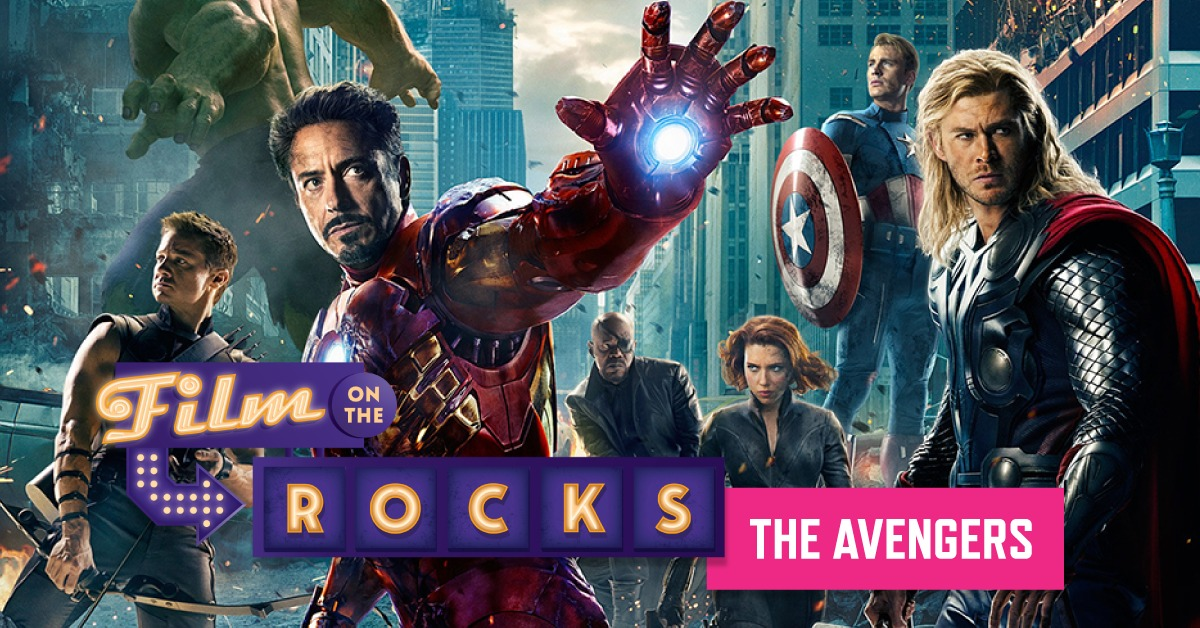 Film On The Rocks Drive-In: The Avengers